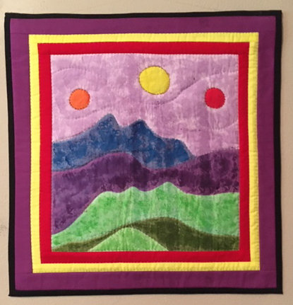 Three Suns Rising - Joyce Dewsbury
