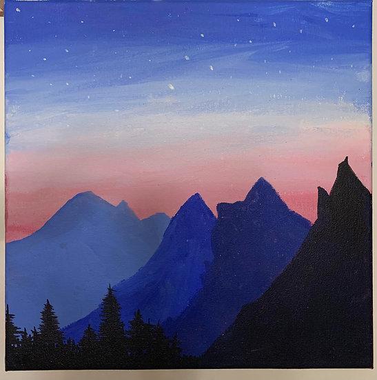The Mountains - Kartikeya Rajderkar
