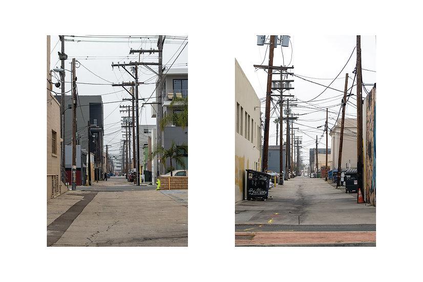 Alleyway #3 - Jonathan Mantell
