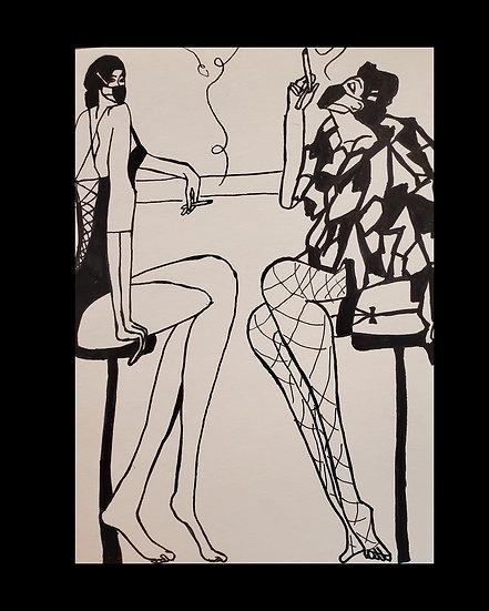 Untitled 2 - Iris Coe-Gross