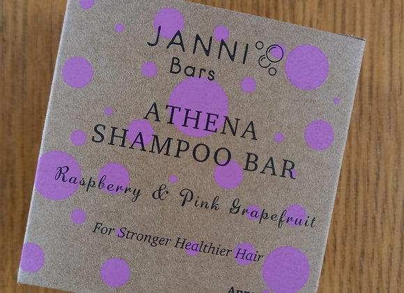 Janni Athena Shampoo Bar
