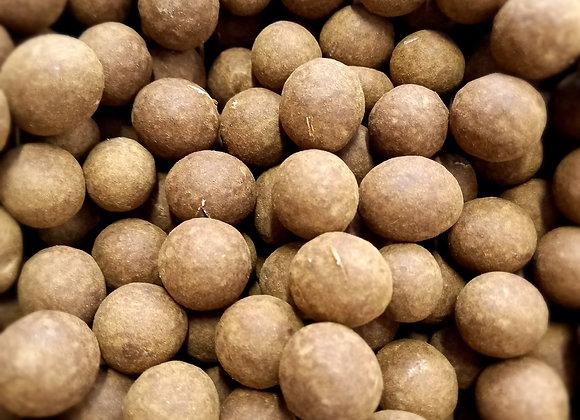 Chocolate & Cinnamon Dusted Hazelnuts (100g)