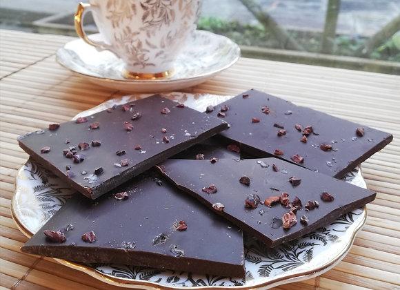 Vegan Chocolate bark (100g)