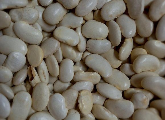 Organic Butter Beans (100g)