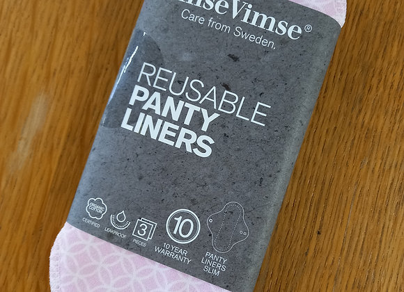 Reusable Panty Liners