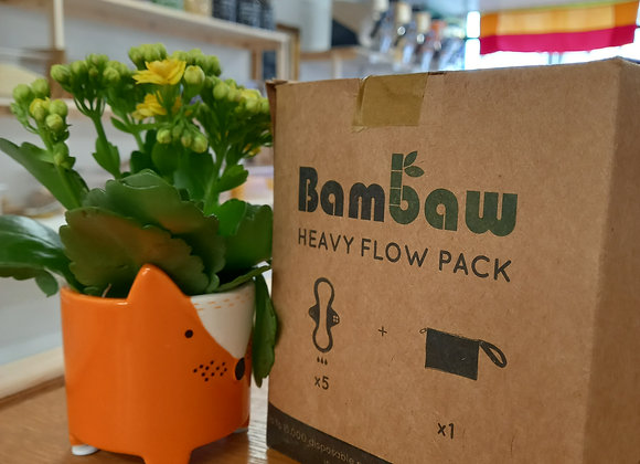 Bambaw- Washable Period Pads