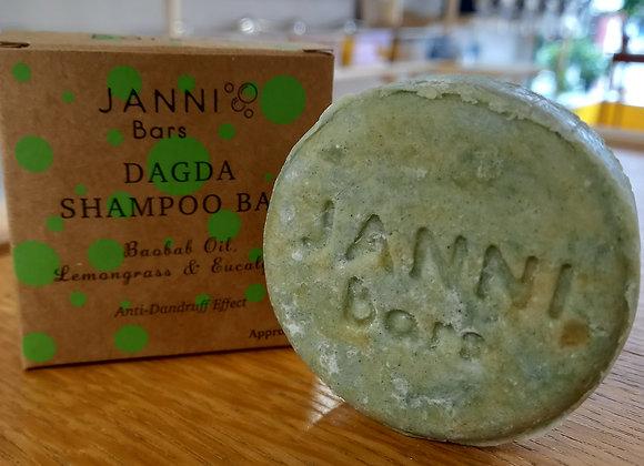 Janni Dagda Shampoo Bar