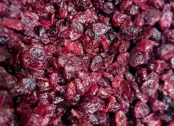 Organic Dried Sweet Cranberries (100g)