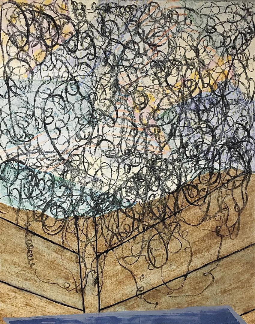 threads, quilt, panel wall, skylight