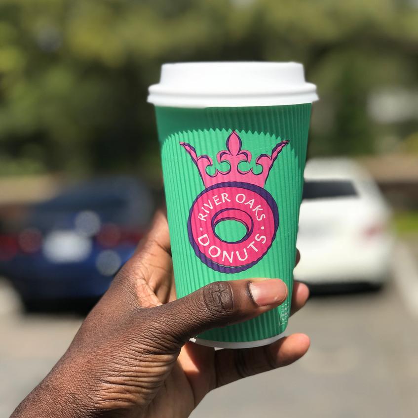 River Oaks Donuts now serves espresso!