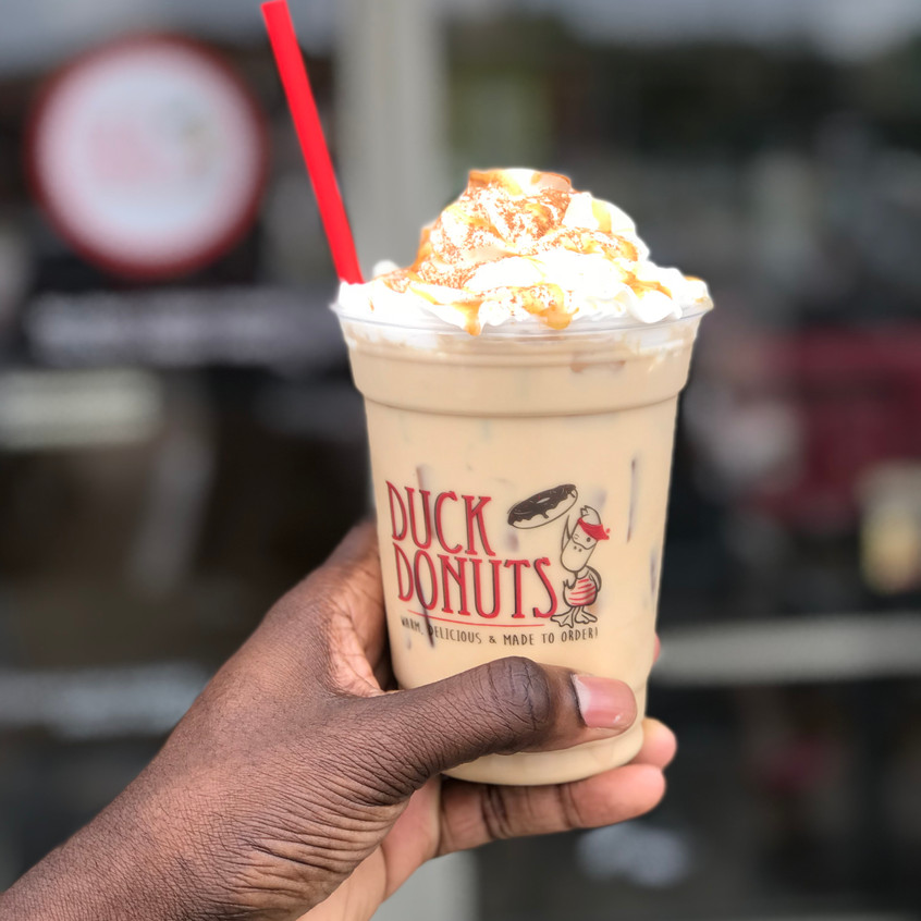For the month of March, Duck Donuts will have 99cent coffee!!!