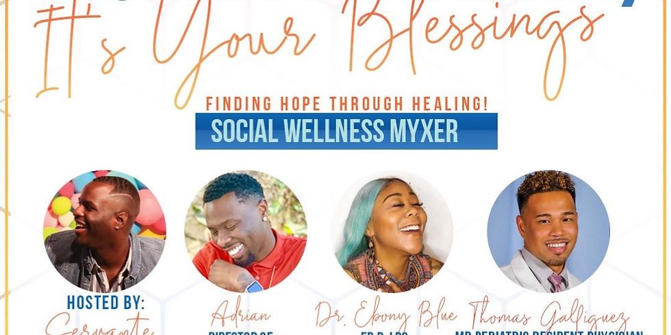 Social Wellness Myxer