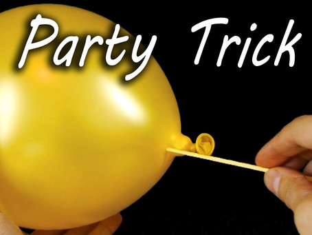 Excel Party Tricks