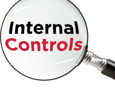 Can a small business have internal controls?