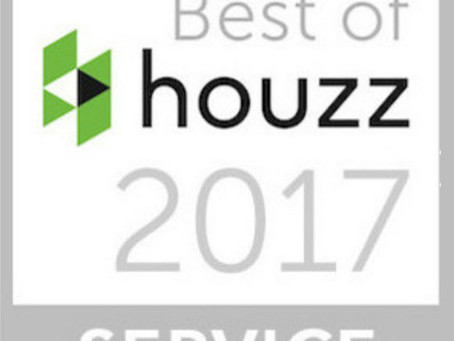 Lindy Architect wins Best of Houzz 2017