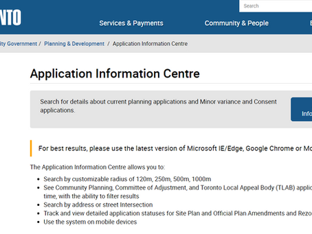 Check your permit application status online!