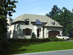 Kingsway New House Design