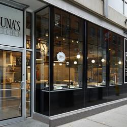 Exterior of Restaurant Design