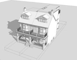 semi rendering