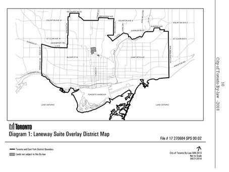 Laneway Housing in Toronto