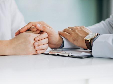 O que fazer após o diagnóstico?