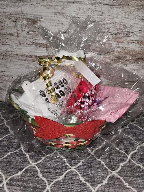 Children's Baking gift basket