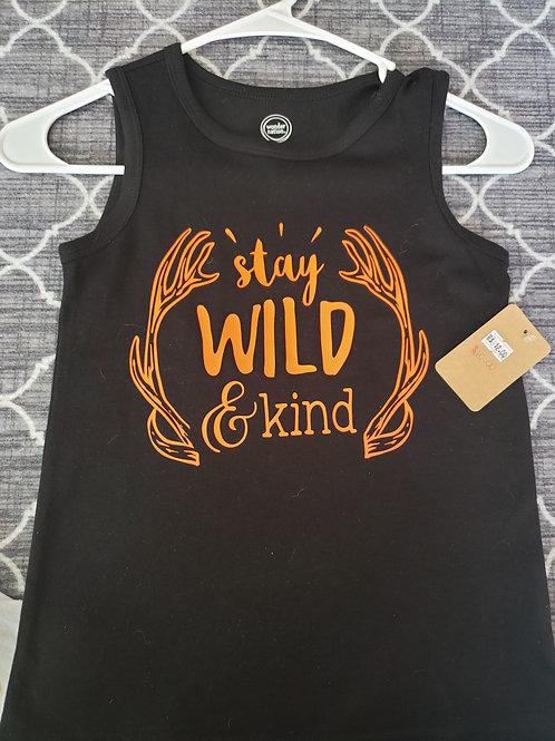 Stay Wild & Kind
