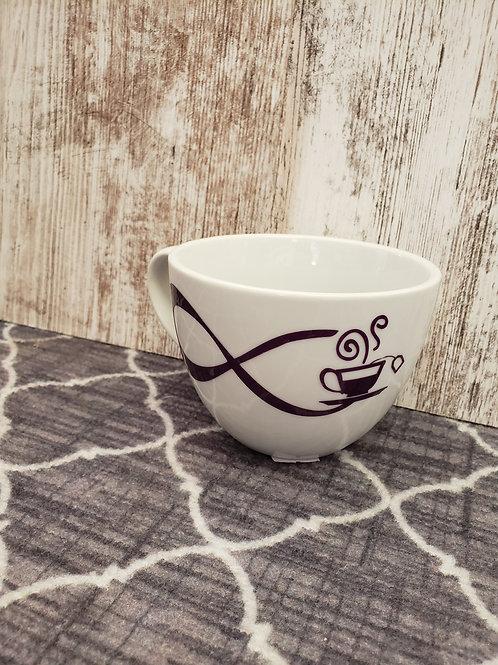 Infinity Tea Mug
