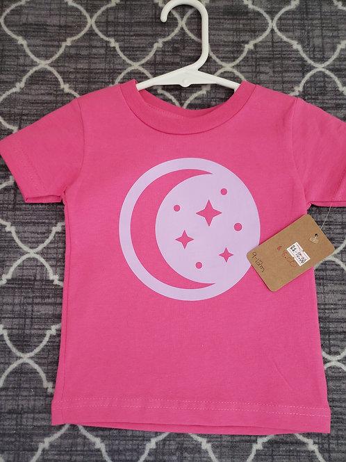stars and moon T-shirt