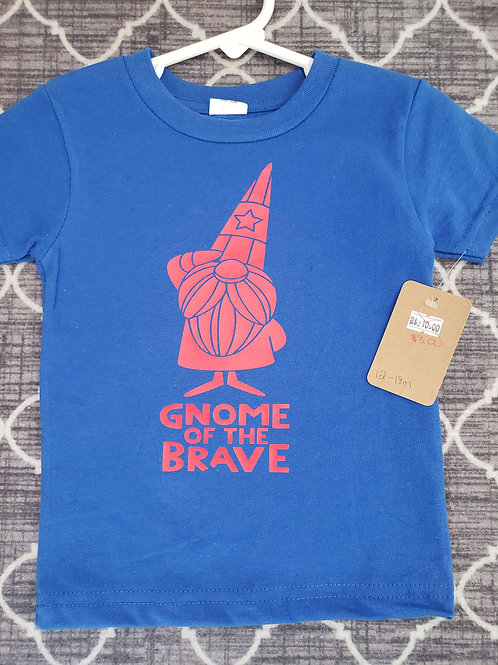 Gnome of the Brave T-shirt