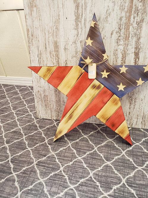 Wood Star