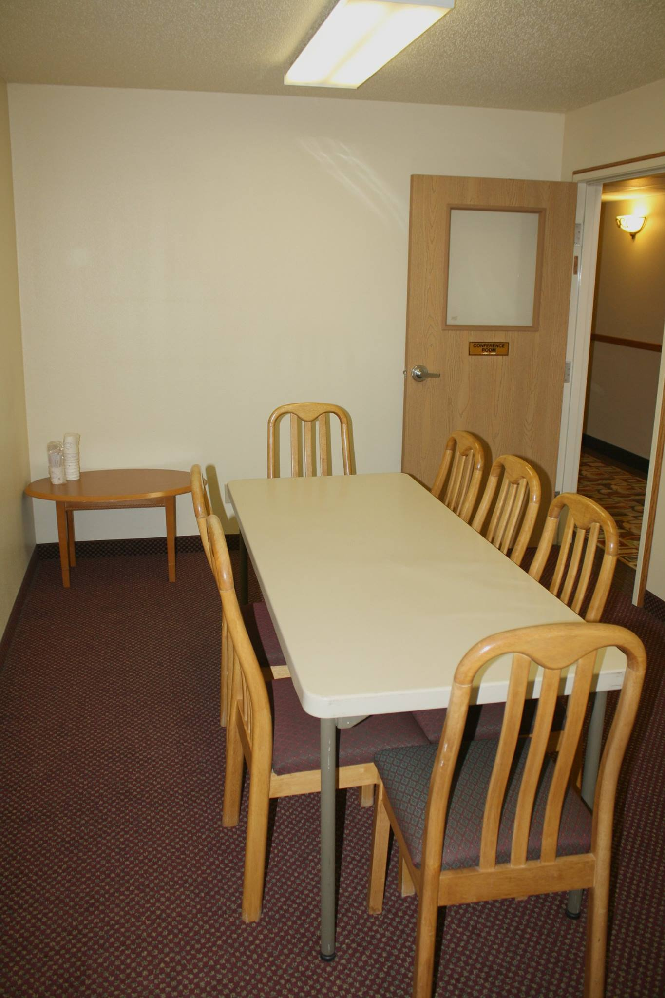 Conference Room Available!