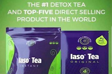 LASO TEA INSTANT - 50 SACHETS