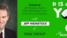 Jeff Weinstock Shares What Differentiates R&W Group from Its Competitors