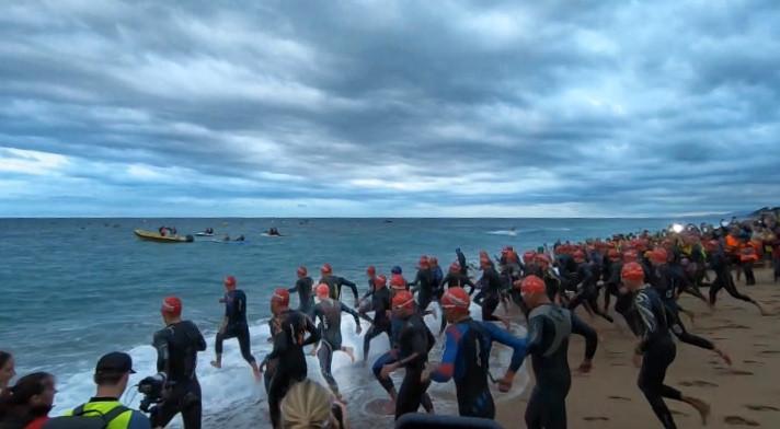 60 gærninger på vei ut i Middelhavet