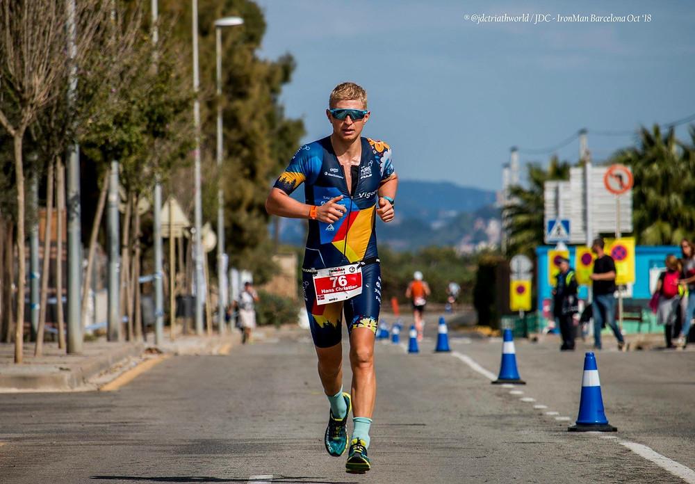 10km unnagjort på løp, og fortsatt kjennes det brukbart. Foto: Joan Dols Clota