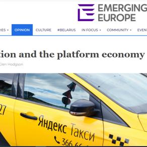 Migration and the Platform Economy