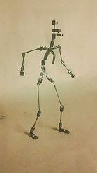7th Voyage of Sinbad skeleton replicatio