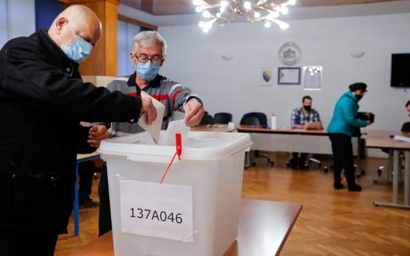 Helyhatósági választások Bosznia-hercegovinában // Lokalni izbori u Bosni i Hercegovini