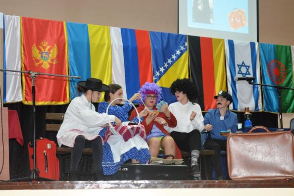 A bosznia-hercegovinai nemzeti kisebbségek ismeretének  versenye  Loparban/Takmičenje o poznavanju