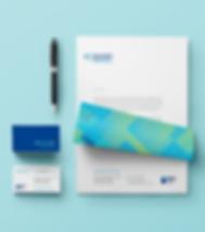 Corporate branding for Australian Genomics Health Alliance, website design, graphic design Melbourne