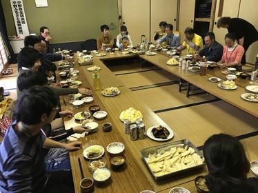 美味しい新米を食べる会2018