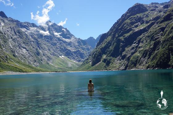 Lenn a messzi délen - Új-Zéland, Déli-sziget