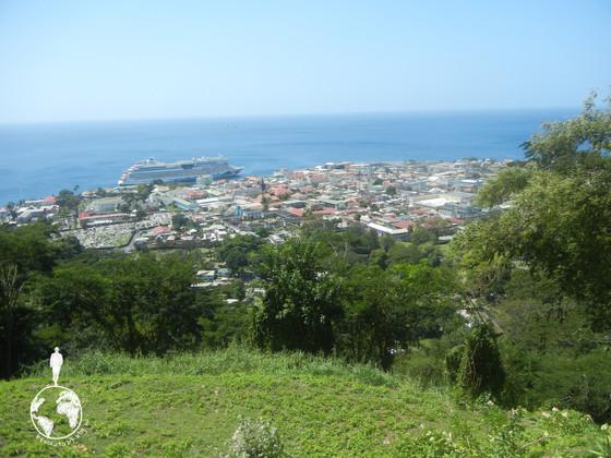 Dominika - Roseau Valley