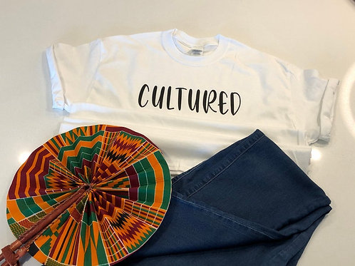 Cultured T-shirt