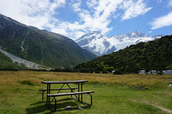 Mt. Cook National Park