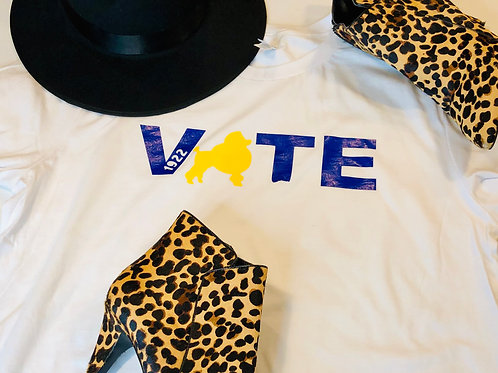 SGRho Vote T-Shirt