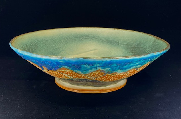 """outer Landscapewood and soda fired  2020 5""""x12"""" diawood and soda fired  2020 5""""x12"""" dia bowl.jpg"""