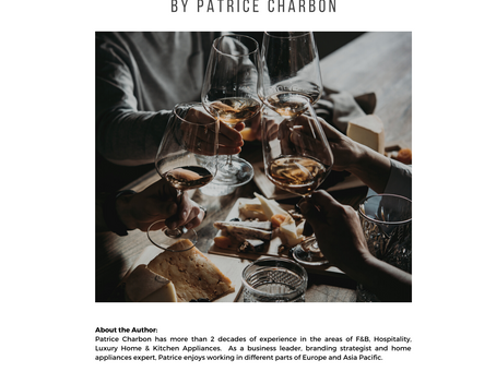 Patrice's Wine Journal