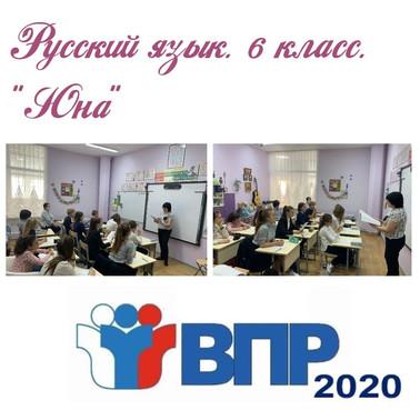 Всероссийские проверочные работы. 15 сентября 2020. Математика - 5 класс. Русский язык - 6 класс